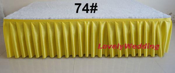 H75cm x L520cm желтый