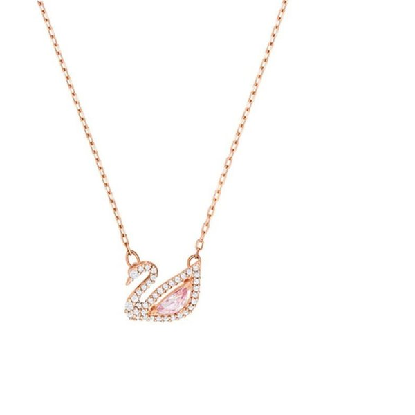 Creative the stylish new necklace contracted pepper pendant silver fashion jewelry gold for women Brand