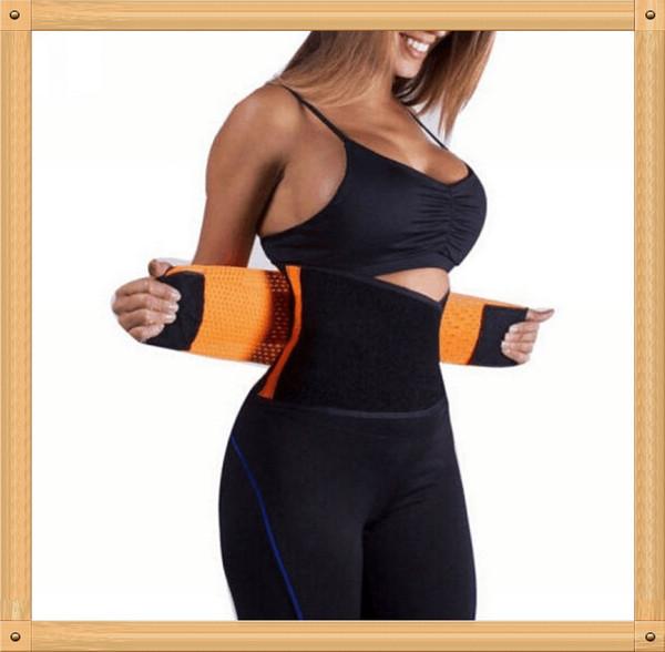 Waist Trainer Belt for Women - Waist Cincher Trimmer Slimmer Body Shaper Belt - Sport Girdle Belt for Weight Loss