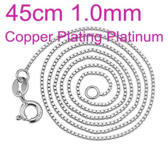 Cobre Platino45cm 1.0mm