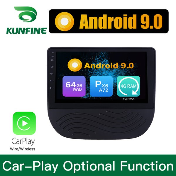 Android 9.0 Ram 4G Rom 64G PX6 Cortex A72 Car DVD GPS Multimedia Player Car Stereo Sat Nav For Chevrolet MALIBU XL Headunit