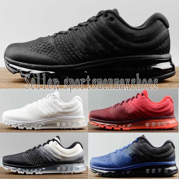 Designer Nike Airmax 2017 shoes men women Nouvelle Arrivée Hommes KPU vapormex Chaussures Hommes Sneaker Mexes Haute Qualité Hommes Running Chaussures de Sport Mexes BENGAL Orange