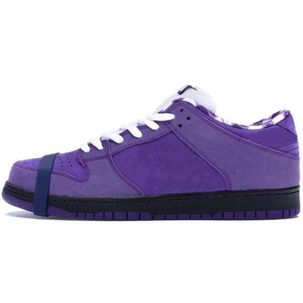 B23 # 36-45 langosta púrpura