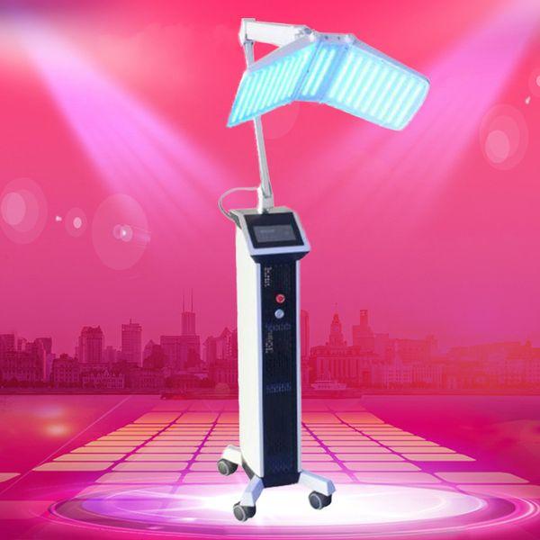 Hızlı kargo Profesyonel BIO ışık tedavisi Foton LED Cilt Gençleştirme akne tedavisi PDT yüz bakım makinesi güzellik salonu ekipmanları