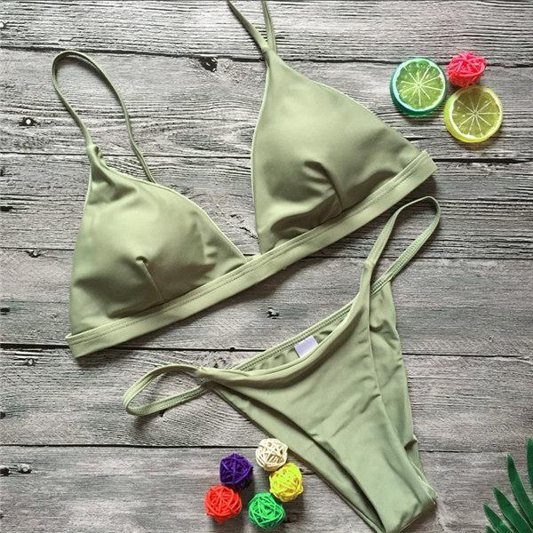 yeşil Bikini