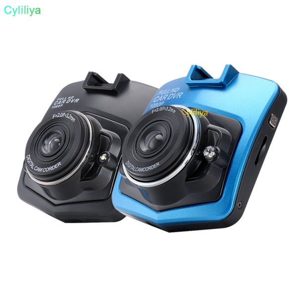 10PCS New mini auto car dvr camera dvrs full hd 1080p parking recorder video registrator camcorder night vision black box dash cam