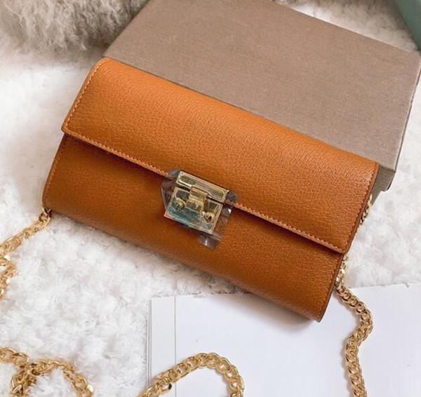 top popular Classic Designer Handbags Flap Chain Bags Presbyopic Flowers Strawberry Shoulder Bag Genuine Leather Crossbody Cluth Purse Messenger Handbag 2019