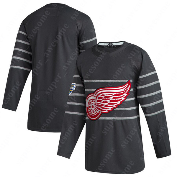 Detroit Red Wings Gray