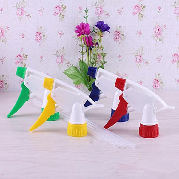 top popular Garden Spray Bottle Plastic Nozzle Hand Pressure Spray-head 2021