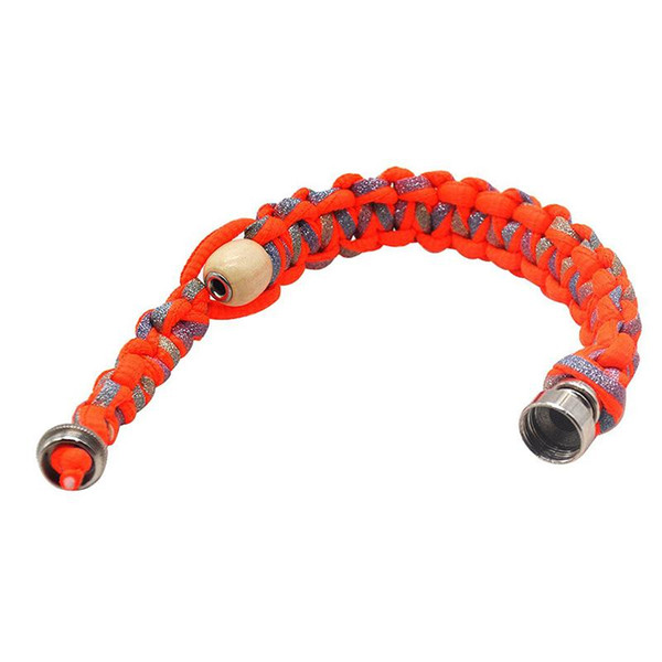 Hot New Style Bracelet Luminous Pipe Camo Hand-woven Metal Pipe Bracelet Smoking Pipes Sneak A Toke For Tobacco Pipes