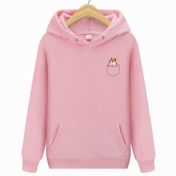 2018 New Autumn And Winter Men Women Hoodies Harajuku Cute Bear Print Hoodies Fashion Loose Plus Velvet Sweatshirt Hot Sale