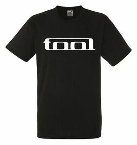 TOOL LOGO BlaO-Neck Neues T-Shirt RoO-Neck Band-Shirt RoO-Neck Tee