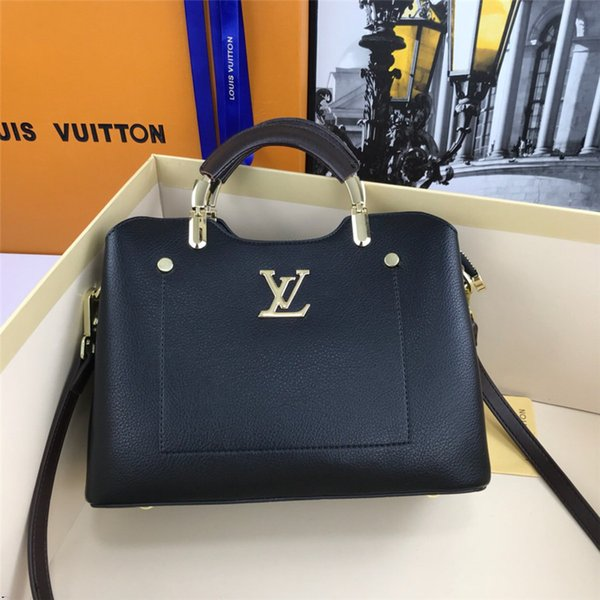 19FF Luxury Handbags Women Bags Designers Large Capacity Tote Bag Ladies Soft Genuine Leather Vintage Shoulder Bags Mother Shopping Handbag