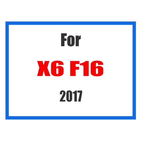 For X6 F16 2017
