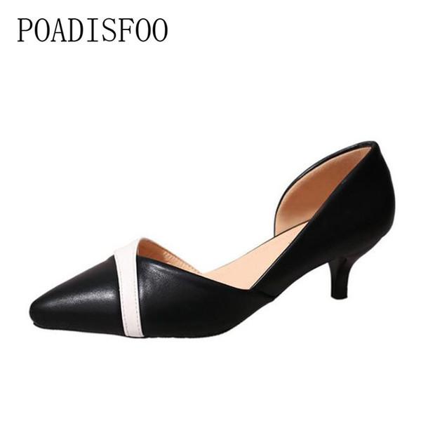 Compre Diseñador De Para Mujer Zapatos Vestir Clásico Poadisfoo v8OmnwN0