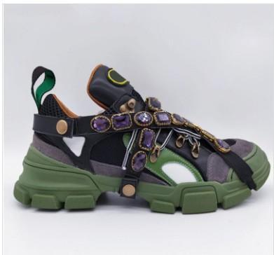 Hochwertige französische Paris Suede Leder Herren Freizeitschuhe High Top Fashion Sneakers Luxus Arena Schuhe xyh19021601