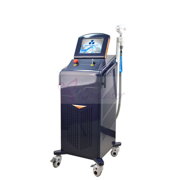 New arrivals !808 soprano hair laser removal good laser hair removal machines 808nm fiber coupled laser diode hair remover