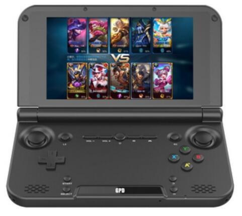 New Original GPD XD Plus 5.5 Inch 4 GB 32 GB Android 7.0 CPU MT8176 Hexa-core Handheld Game Console Laptop ( Black ) 1pcs DHL