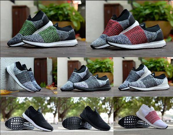 2019 Оптовая дизайнерская обувь Ultraboost 3.0 4.0 Uncaged кружевная повседневная обувь Мужчины Женщины Primeknit Runs Белый Черный Спортивная обувь