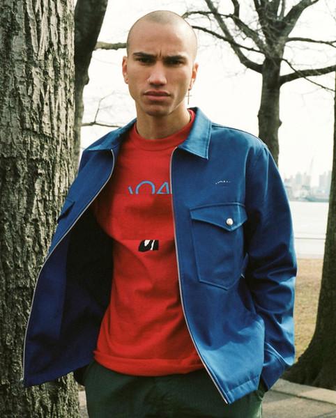 Herren Designer Mode T-Shirt Kreuz T-Shirt Jugend Band Faust Druckmuster Trend Männer und Frauen mit dem gleichen Absatz halbarm Baumwolle r