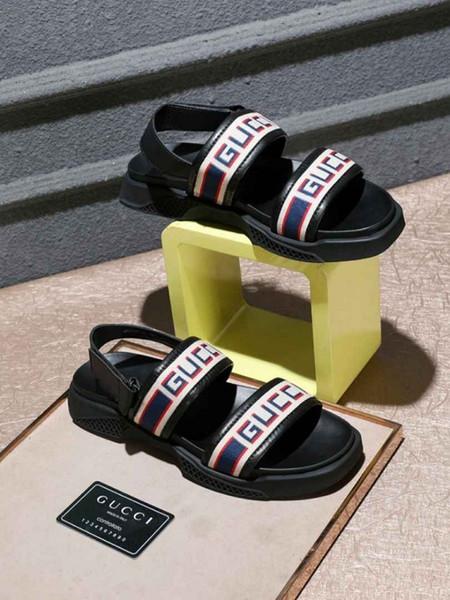 2019 nouvelle vente chaude été hommes chaussures hommes sandales loisirs haute qualité mode confortable