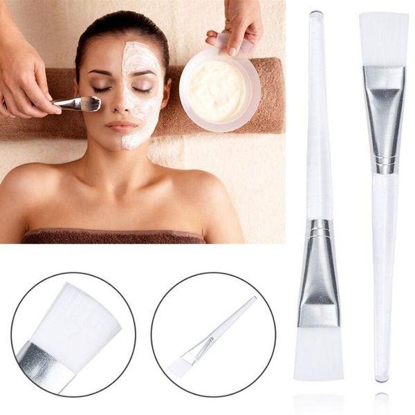 Femmes Professionnel Masque Visage Brosse Visage Yeux Maquillage Cosmétique Beauté Doux Correcteur Brosse De Haute Qualité Maquillage Outils