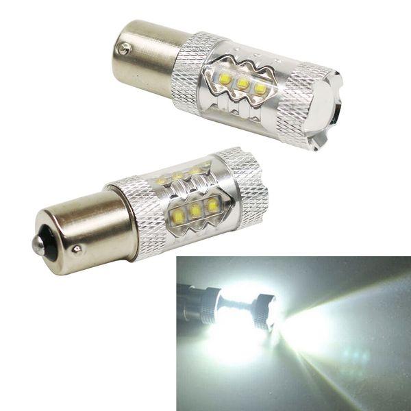 Warm White Car 24 SMD 5630 LED panel Light 1156 BA15S 67 89 P21W 1141 1295 12V