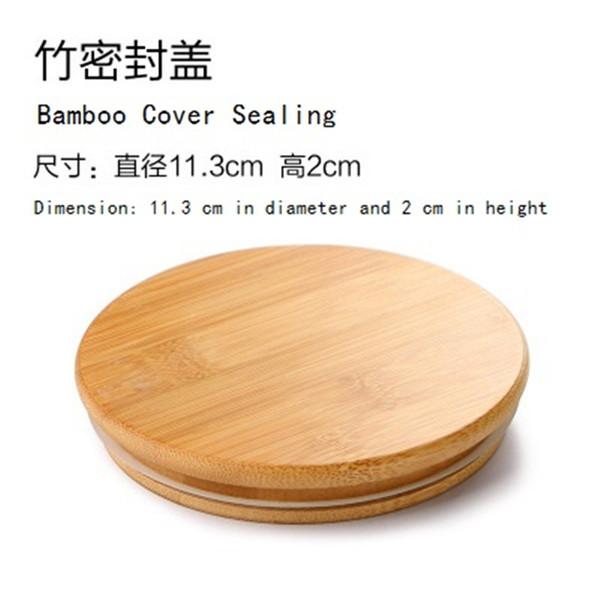 Bambus-Abdeckung