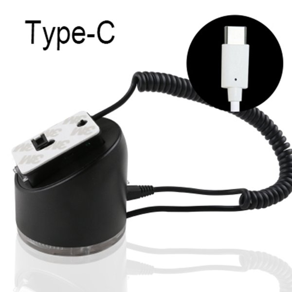 Black Type C cable