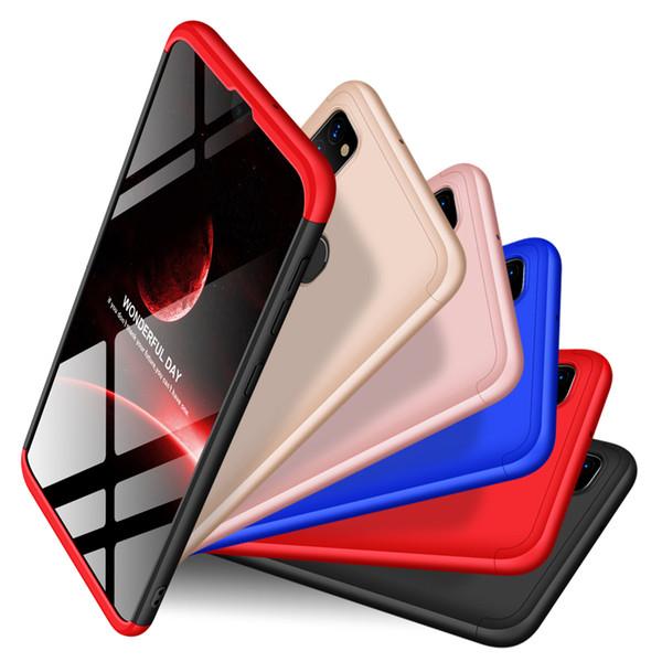Slim 3in1 hybride Pare-chocs étui rigide pour Samsung Galaxy Note 10 M30S A70S plus A70 A50 A30 A20 S10 Plus S10e A20S A10S