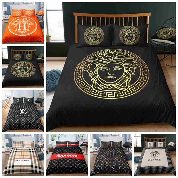 Fa hionable luxury bedding et king ize twin full queen ingle double duvet cover et nice oft touching comforter cover with pillowca e