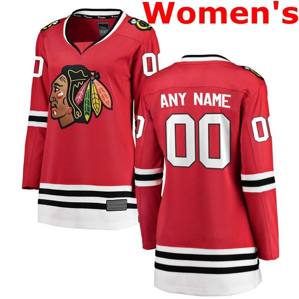 Womens Red Home