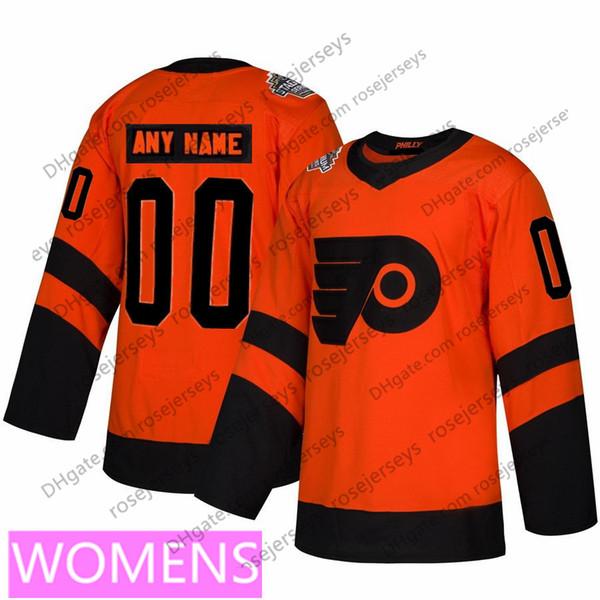 Women # 039; s 2019 SS Orange (S-XXL)
