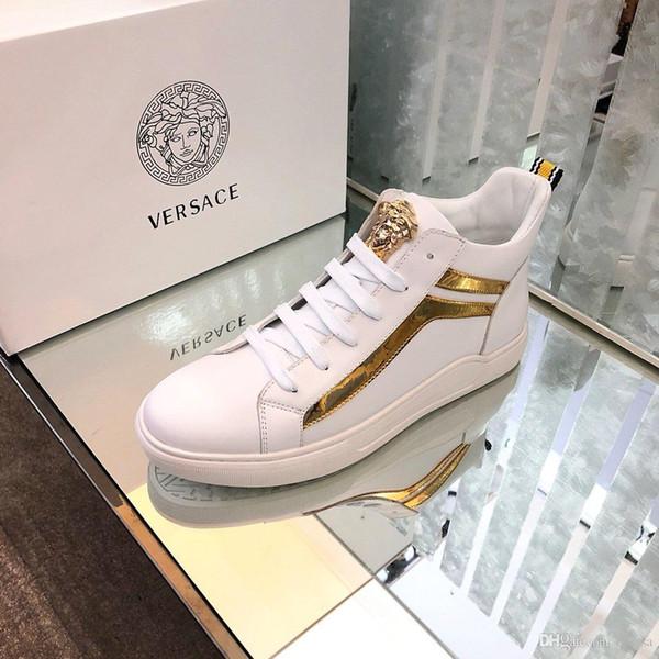 bottes pour hommes de mode New6 élevé pour aider des chaussures de sport sauvages casual chaussures confortables de voyage en cuir extérieur emballage boîte d'origine