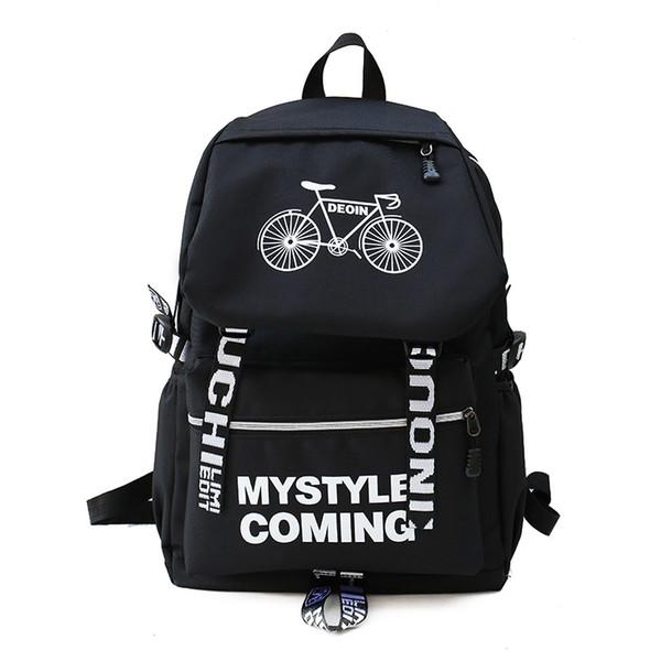 Модный и модный рюкзак с индивидуальным характером
