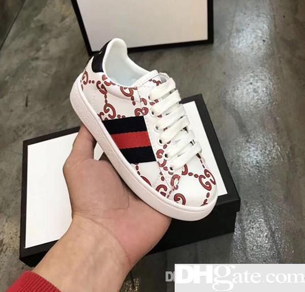Jungen Turnschuhe Baby Mädchen Marke Schuhe Zapatos De Niños Basketball Schuhe Chaussures De Sport Gießen Enfants Schnürschuhe Kinder Schuhe Sg-28
