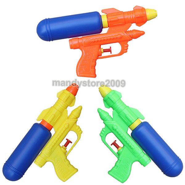 2019 Nouveaux Enfants Pistolet À Eau Jouet Été Vacances Enfant Squirt Plage Jeu Jouets Spray Pistolet À Eau Pistolet Livraison Gratuite