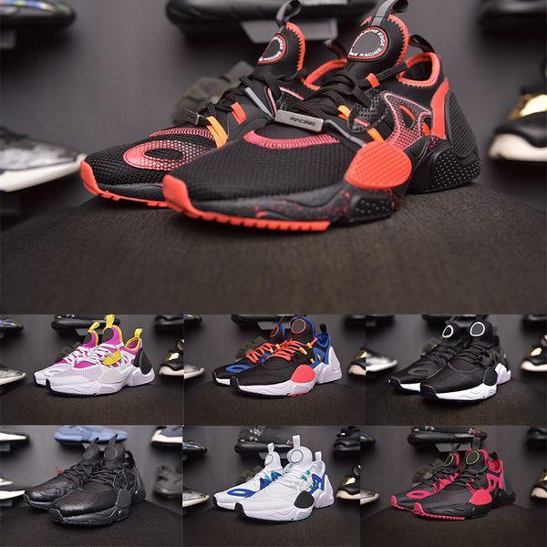 2019 Huarache EDGE TXT QS Ultra Hommes Chaussures De Course Huraches Huaraches Baskets Sport Hurache Designer Baskets Avec Boîte
