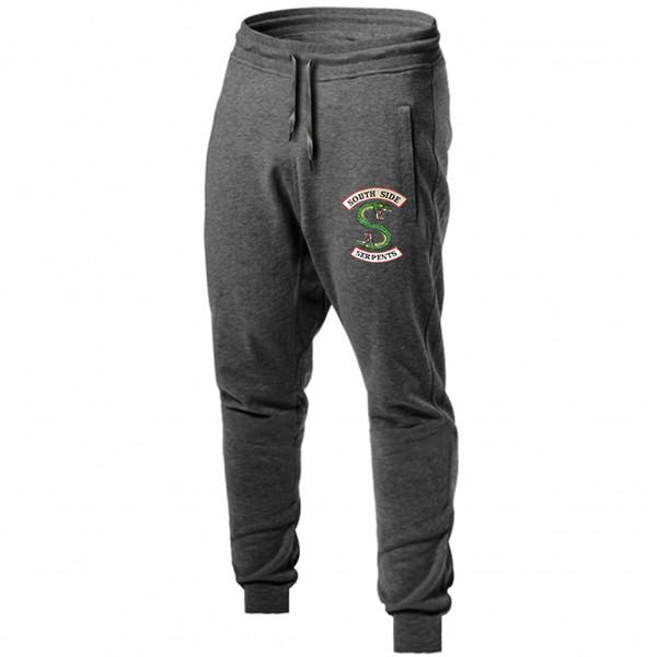 Dark gray sweatpants