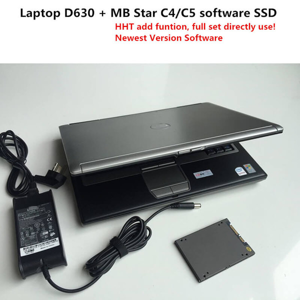 laptop with SSD