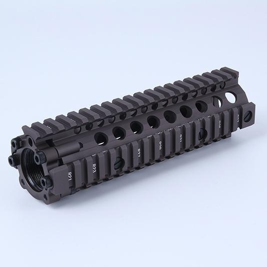 Actical M4 MK18 4/7/10/12/15 inch fishbone Schlanker Streubesitz-Handschutz Picatinny-Schienenmontagehalterung Gel-Spielzeugpistolen