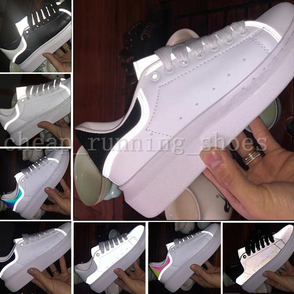 2019 Cheap ACE Nero bianco rosso Luxury Fashion Designer Scarpe donna oro Low Cut in pelle designer di design uomo donna casual sneakers 36-44