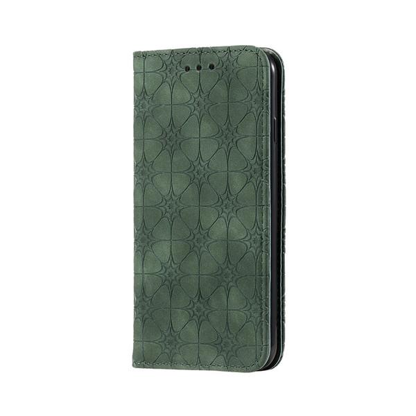 siyahımsı yeşil