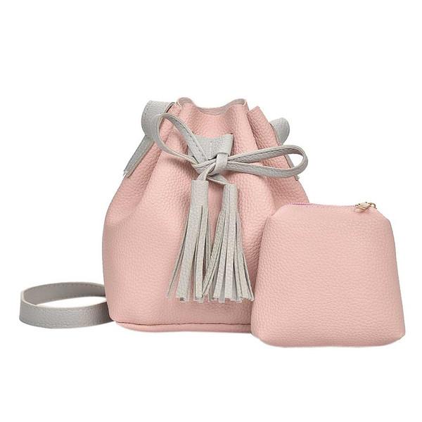 Fashion Women Casual Shoulder Bag Bucket Bag Daughter Package Crossbody sac femme bolsa borse da donna