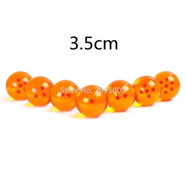 3,5 centímetros Orange Nenhuma Box