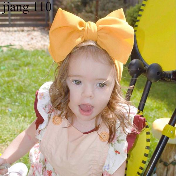 12 farben baby stirnband turban haarbögen geknotet baby haarschmuck für neugeborene kleinkind kinder baby turban