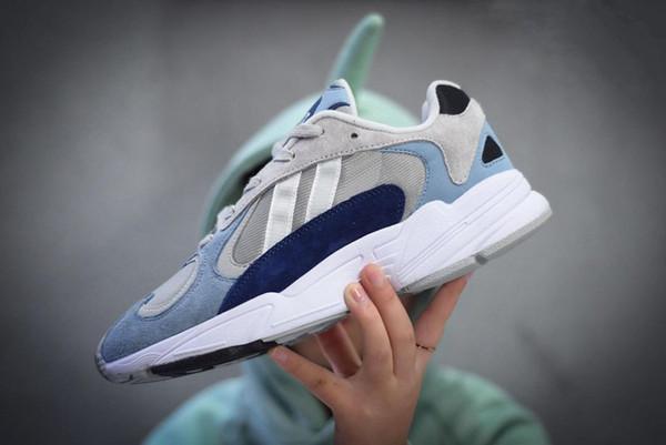 дизайнерская обувь Kanye West 700 Yung-1 Runner Мужские спортивные кроссовки унисекс тренеры