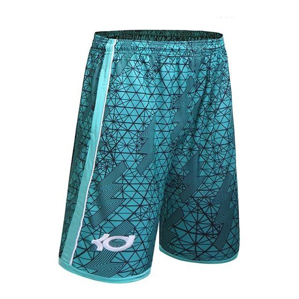 High Quality Basketballs Short Summer Brand KD Kevin Durant Hot Baggy Bermuda Male Loose Runs Men's Shorts Active Plus Size 3XL