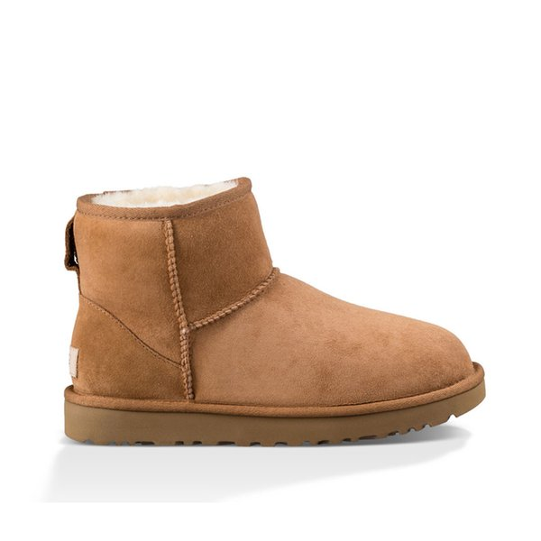 A20 Klasik Mini Boot - Haki