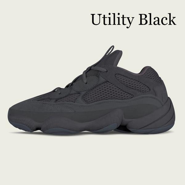 Utility Siyah